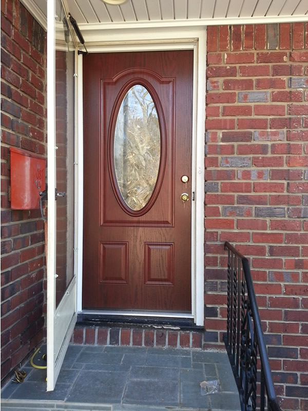 front entryway replacement service silver spring md