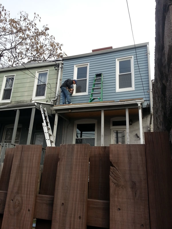 siding replacement baltimore