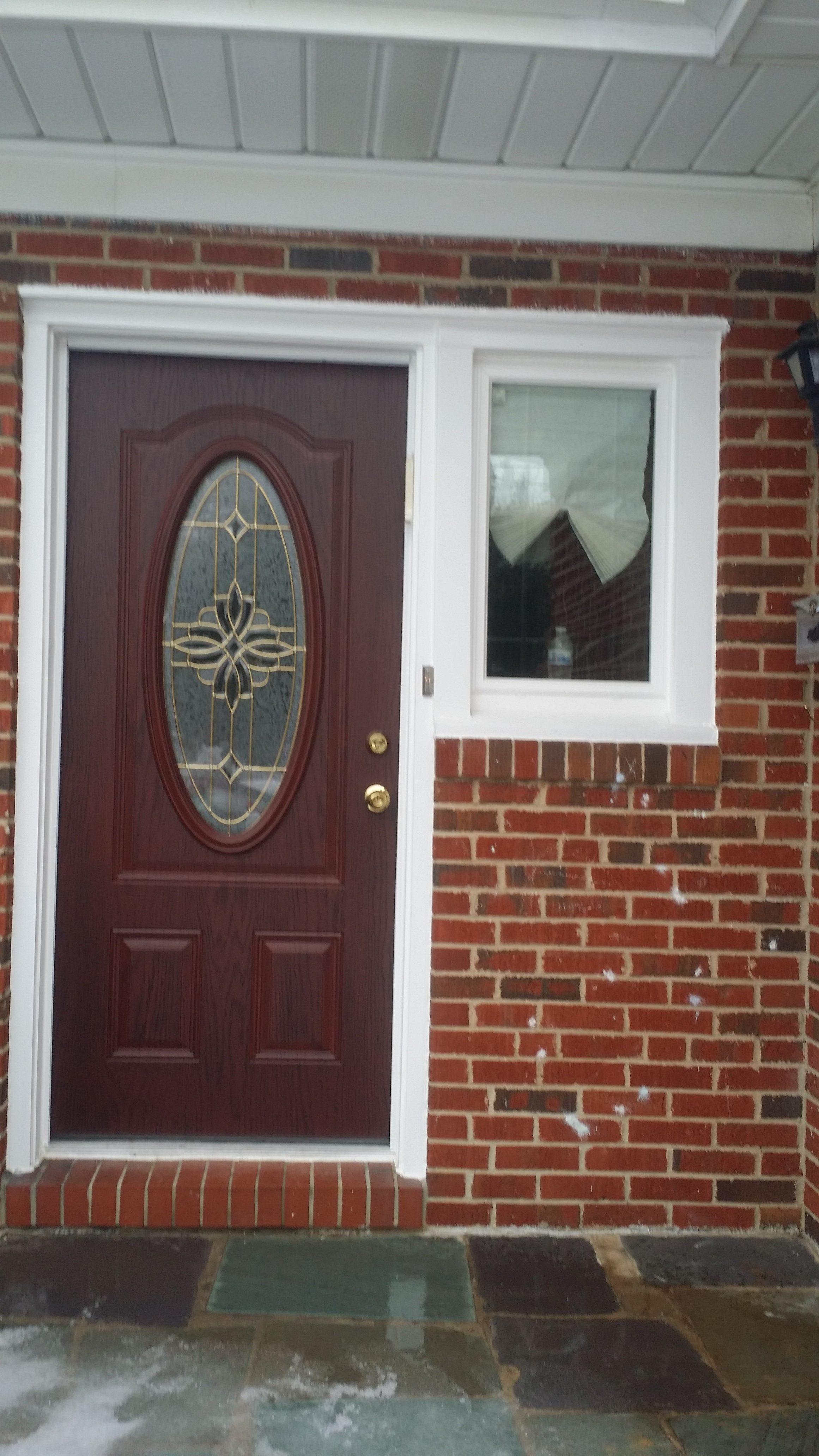 wooden door replacement columbia md