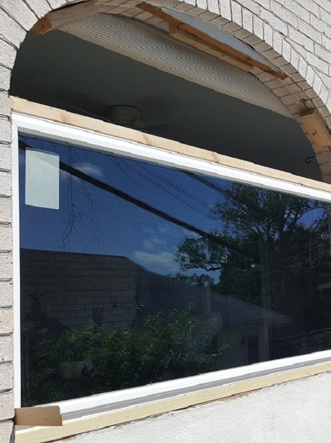 picture window installation howard county md