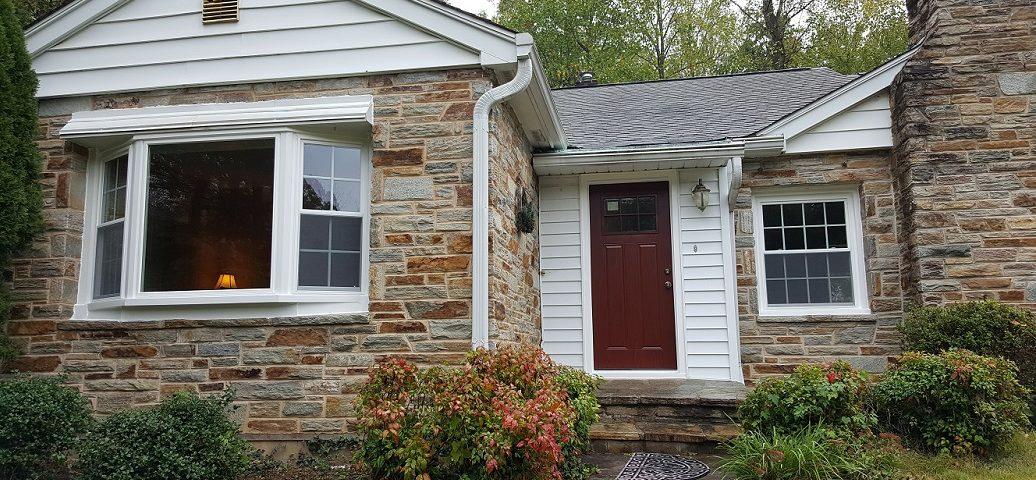 front windows installation