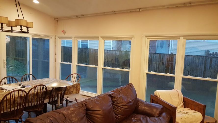 living room replacement windows silver spring md